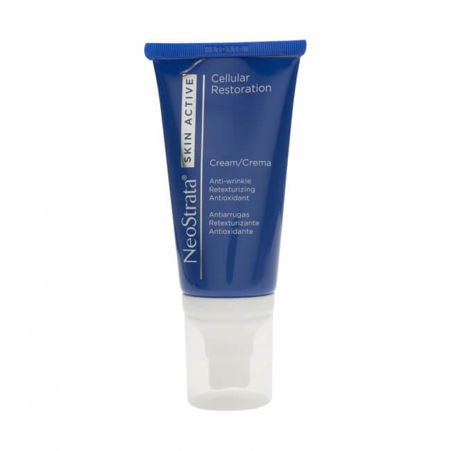 Liquid face cream