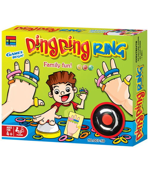 Ding Ding Ring Game