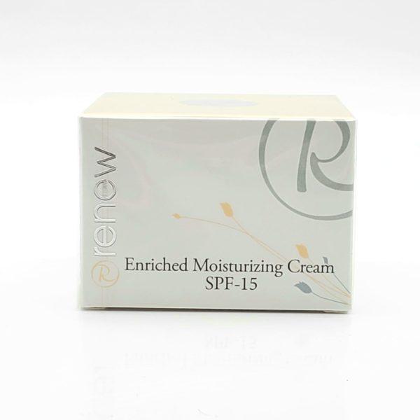 Enriched moisturizer