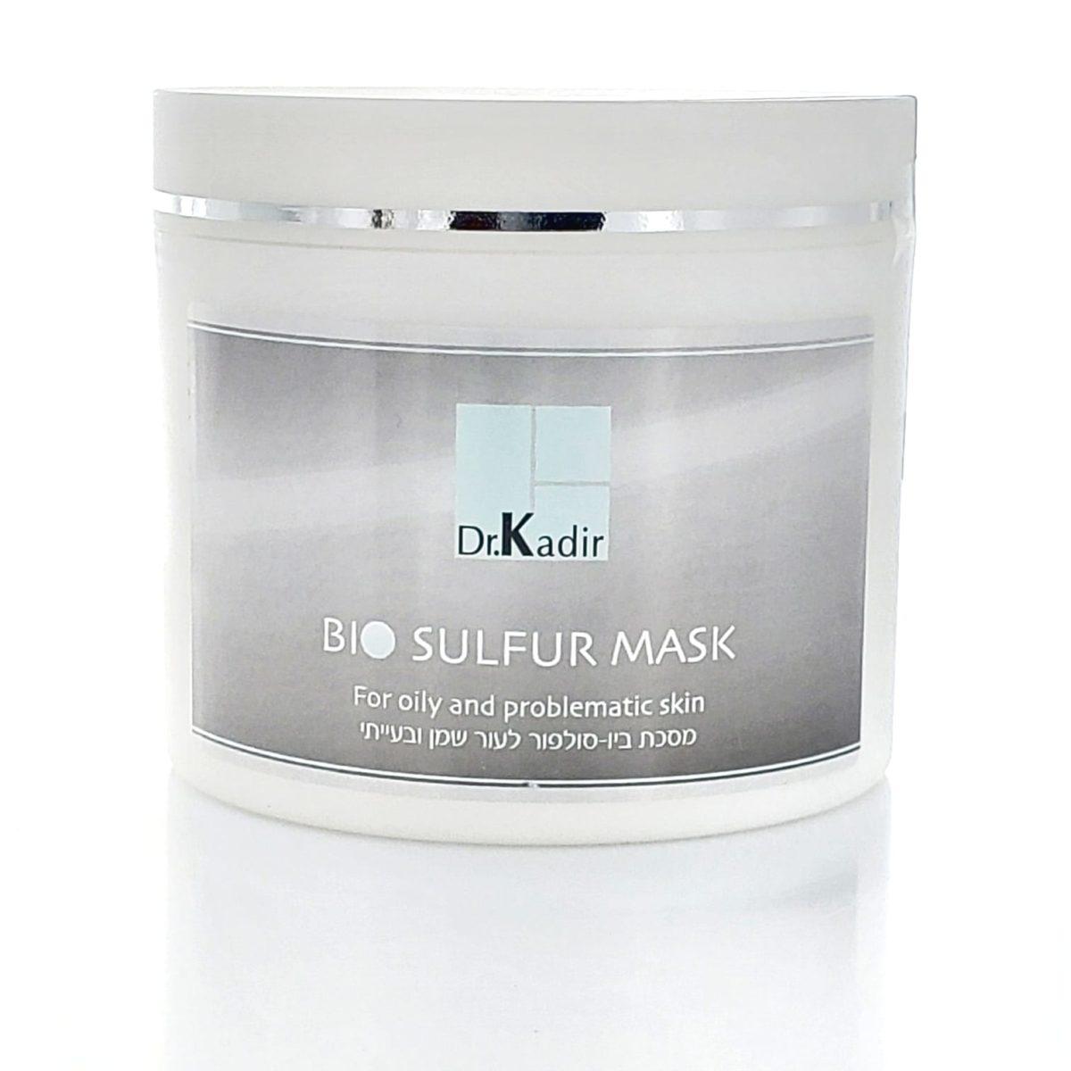 Bio-sulfur mask