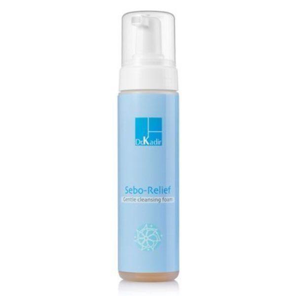 Skin cleanser foam