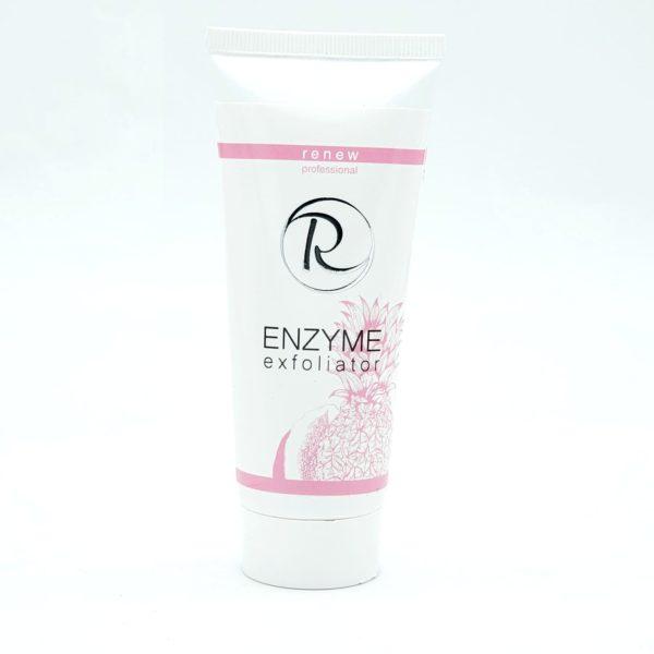 Enzymatic peeling