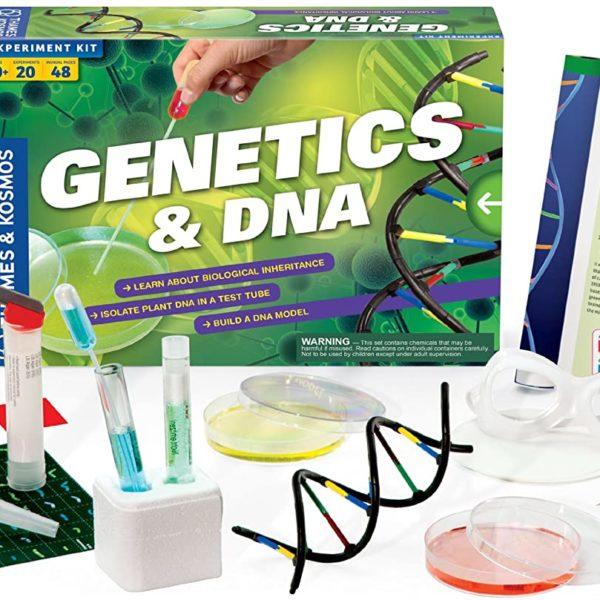 גנטיקה וביולוגיה