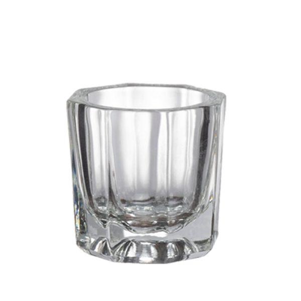 כוסית זכוכית לאקריל
