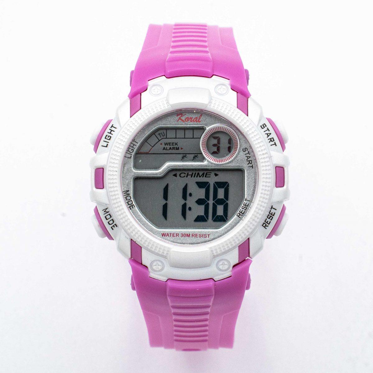 שעון לילדים דגיטלי
