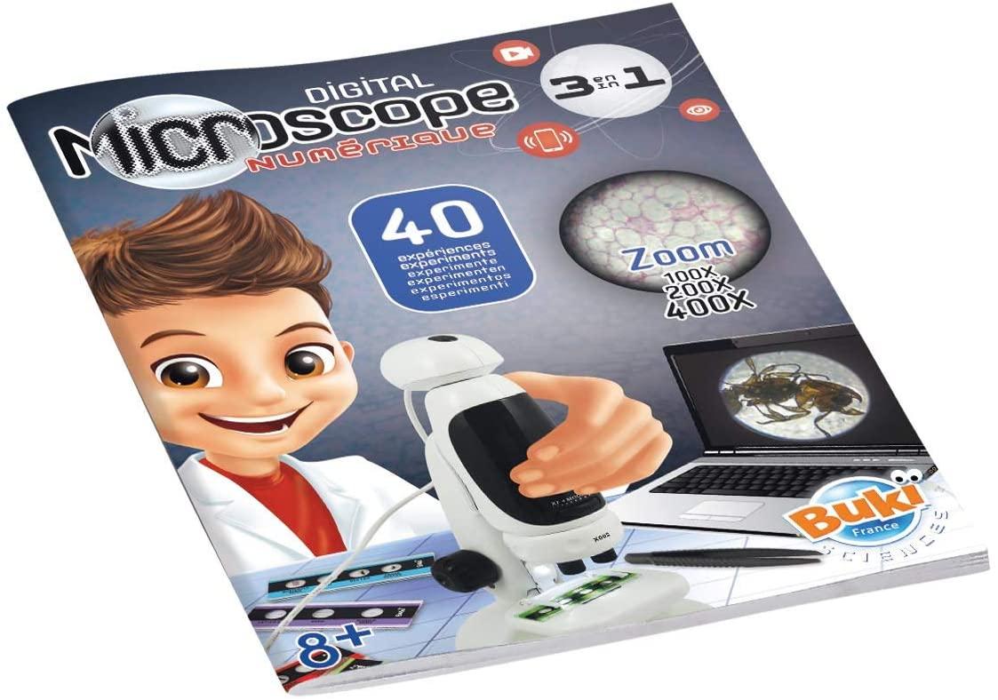 מיקרוסקופ דיגיטלי
