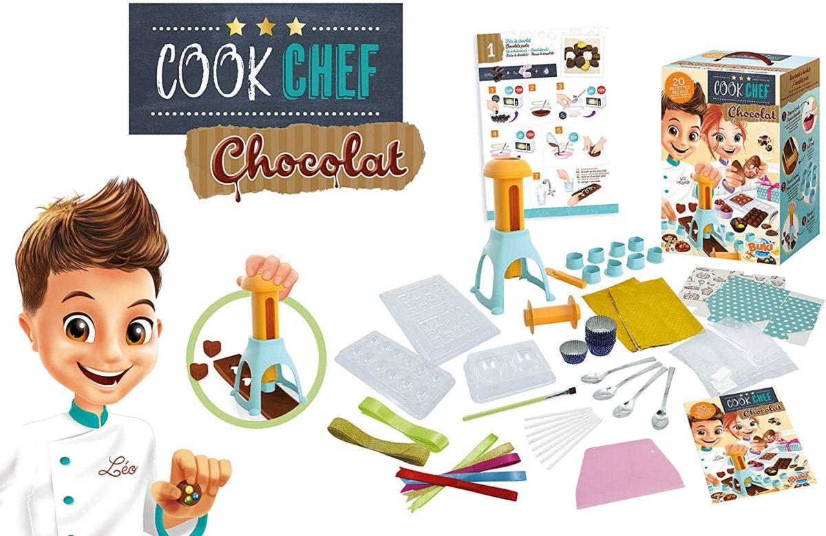שף השוקולד