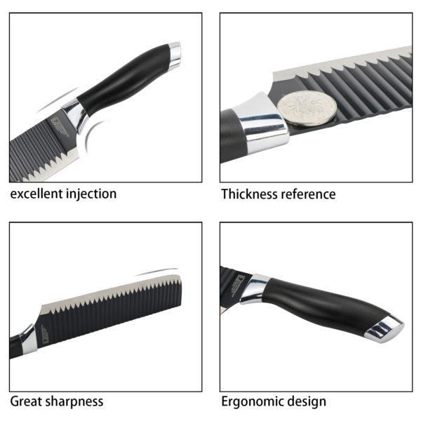 סט סכינים מקצועיות