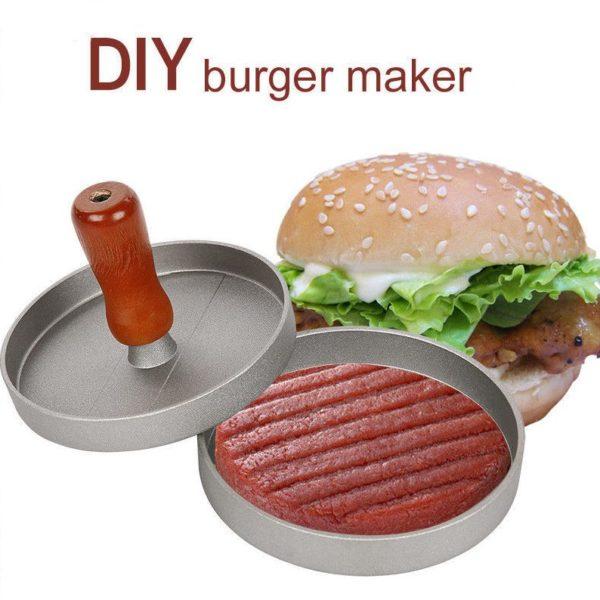 תבנית להכנת המבורגר