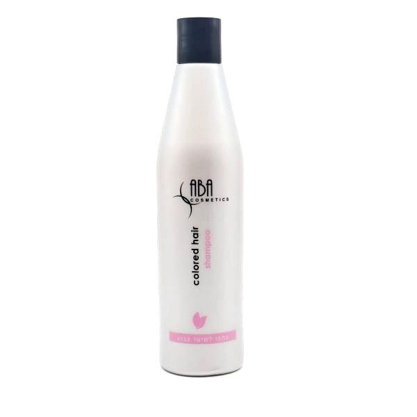 שמפו לשיער צבוע
