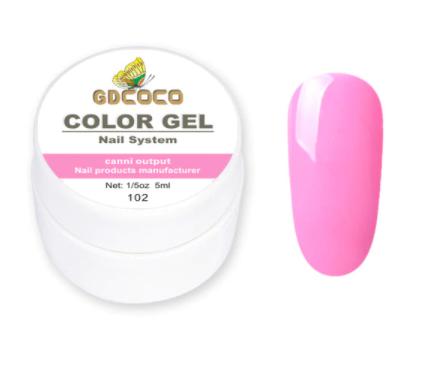 צבע ג'ל GDCOCO