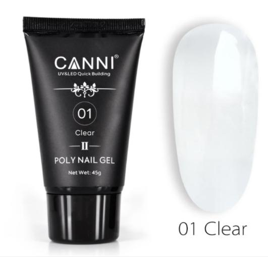 פולי ג'ל 01 CANNI