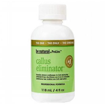 Removes hard skin and warts 118 ml Be Natural