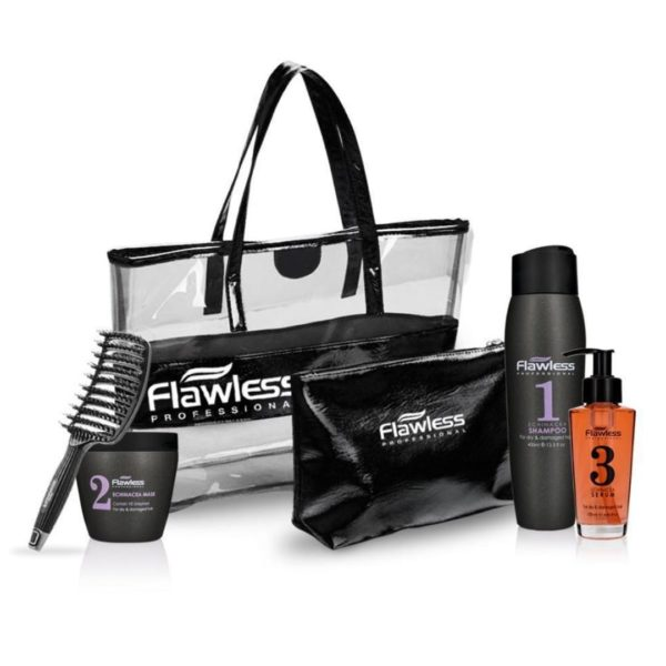 FLAWLESS hair case
