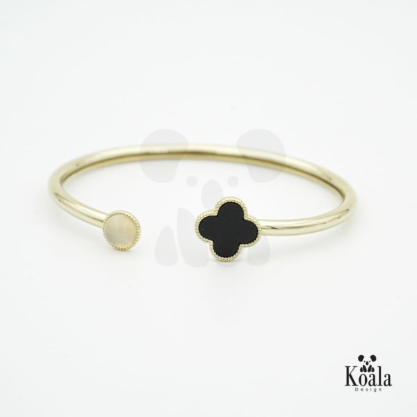 Gold-filled bracelet for a woman
