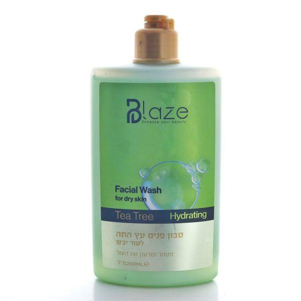 סבון פנים עץ התה